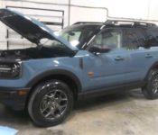 2021 Ford Bronco Specs Interior 2 Door Options Debut Dimensions Diesel