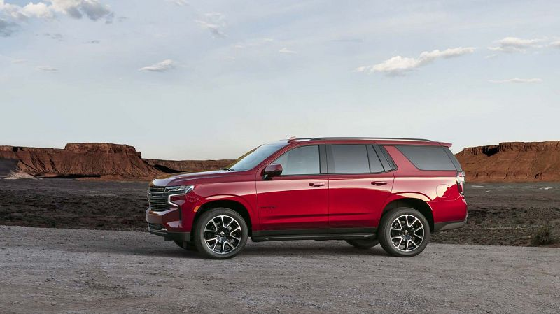 2021 Ford Expedition Tahoe Suburban Redesign Diesel