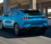 2021 Ford Mach E First Edition Driving Acceleration The Reserve