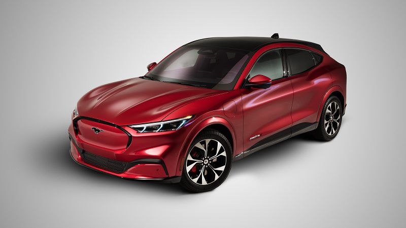 2021 Ford Mach E First Edition Review Reservations Range Dimensions