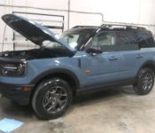 2021 Ford Maverick Traffic The Muscle Car