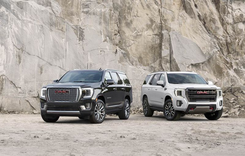 2021 Gmc Yukon A New All And Black Body Style