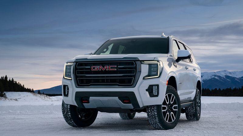 2021 Gmc Yukon Base When Will Be Available