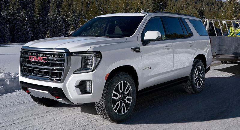 2021 Gmc Yukon Denali At4 Price Interior