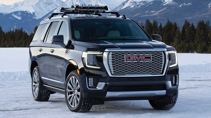 2021 Gmc Yukon Diesel Colors Availability Msrp