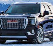2021 Gmc Yukon Driver Dimensions Mpg Engine