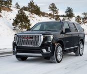 2021 Gmc Yukon Space Configurations Color Options