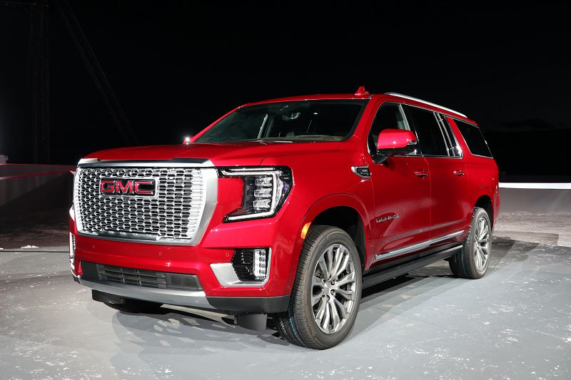 2021 Gmc Yukon Specs Cost The Build