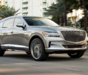2021 Genesis Gv80 Price Suv Release Date Pictures