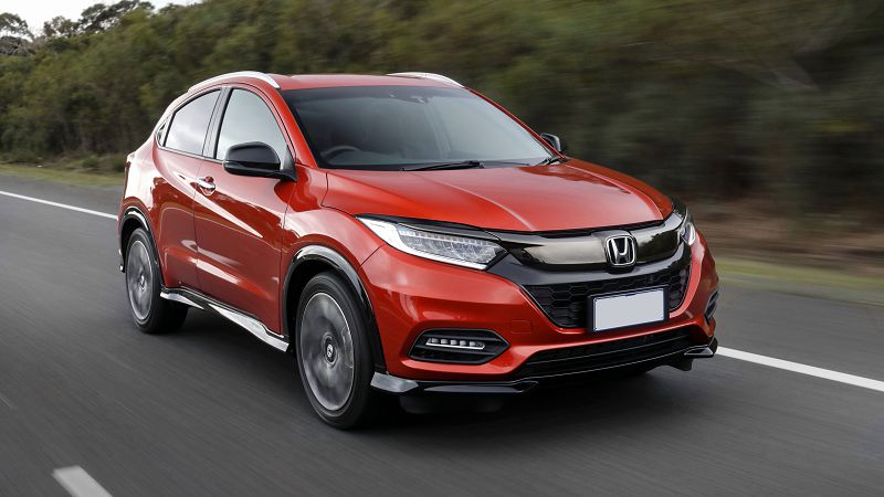 2021 Honda Hr V Android Auto Airbags Apple