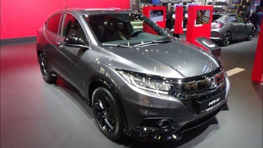 2021 Honda Hr V Carplay For Sale Adaptive Best Year Cargo