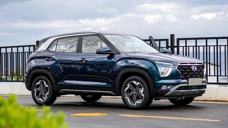 2021 Hyundai Creta America Diesel Discounts Mileage On