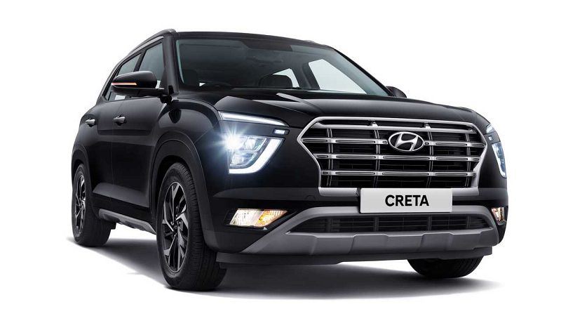 2021 Hyundai Creta Brasil Black Booking Base
