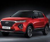 2021 Hyundai Creta Novo New Nuevo 2020