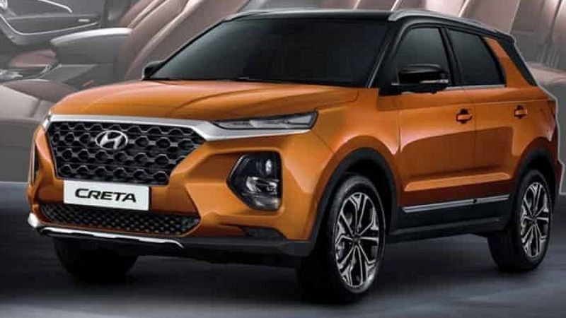 2021 Hyundai Creta Photos Bs6 Boot Space