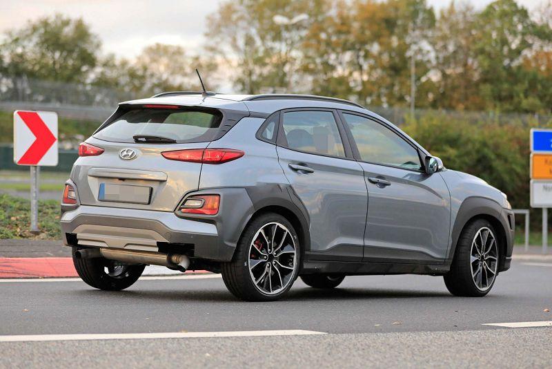 2021 Hyundai Kona Canada Facelift 2020 Kia
