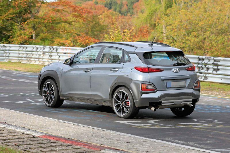 2021 Hyundai Kona Seltos Vs New Nuevo