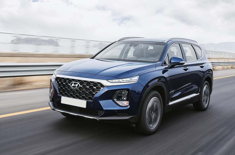 2021 Hyundai Santa Fe 2019 For Sale 2017