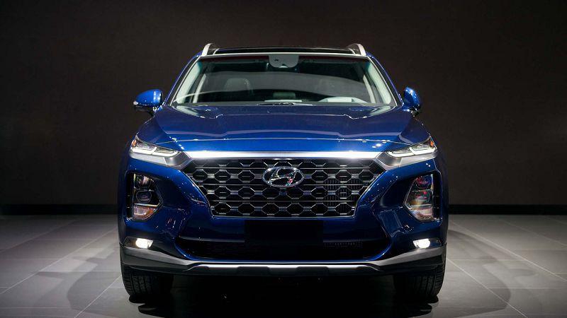 2021 Hyundai Santa Fe Sport Refresh Reviews Price