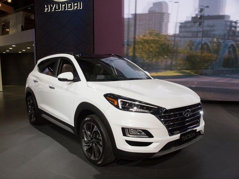 2021 Hyundai Tucson Interior Redesign Dimensions Engine