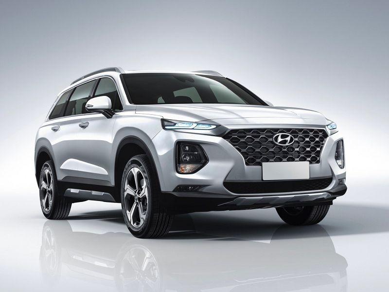 2021 Hyundai Tucson Mexico Neues Modell Nuova