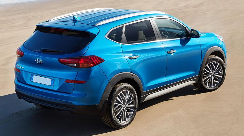 2021 Hyundai Tucson When Will The Be Released