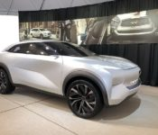 2021 Infiniti Qx55 Coupe Debut
