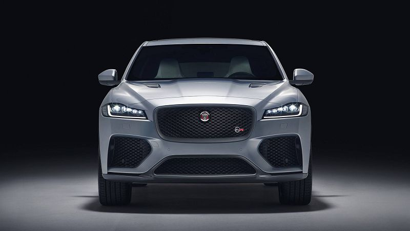 2021 Jaguar F Pace Svr Approved Used A Rent