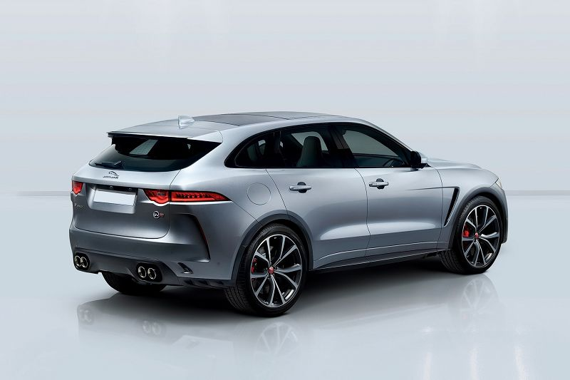 2021 Jaguar F Pace Svr Awd Autotrader Apple Carplay