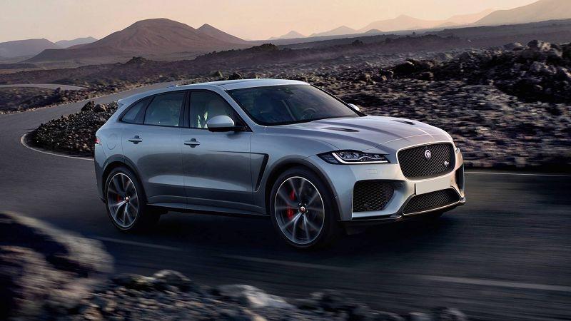 2021 Jaguar F Pace Svr Interior Release Date Update