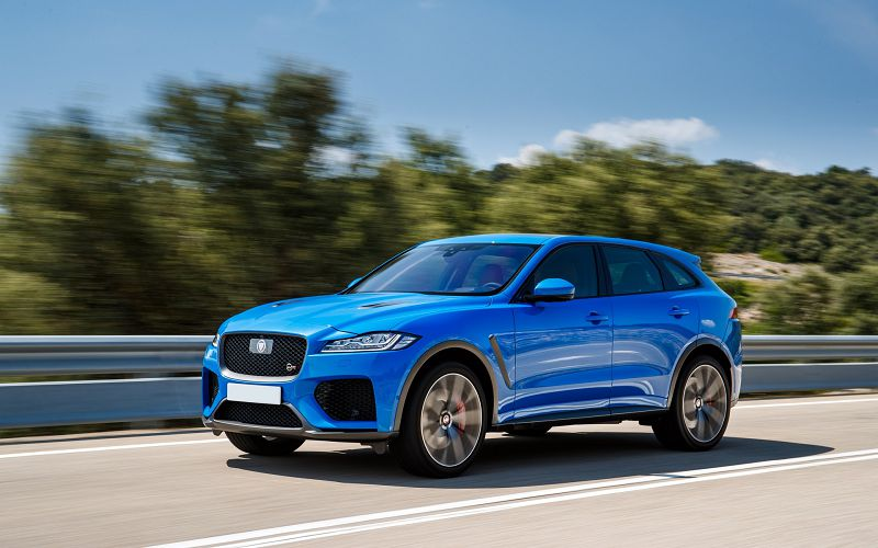 2021 Jaguar F Pace Svr Review Price 25t Replacement