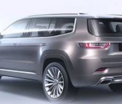 2021 Jeep Grand Wagoneer Changes Colors Configurations