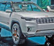 2021 Jeep Grand Wagoneer Diesel Debut Design Dimensions