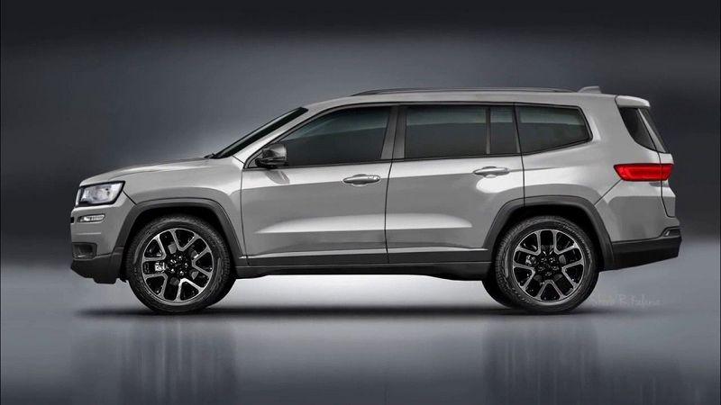 2021 Jeep Grand Wagoneer Release Date Specs Interior