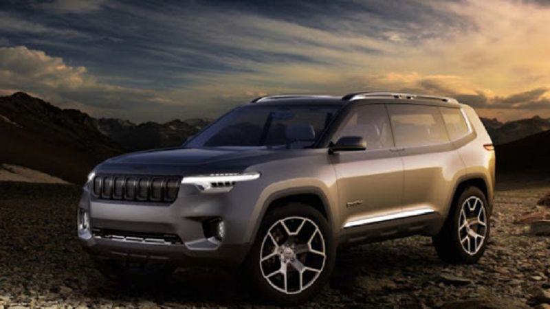2021 Jeep Grand Wagoneer Reveal Redesign Engine Options