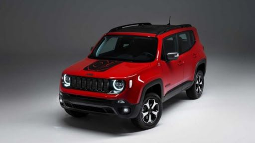 2021 Jeep Renegade Hybrid