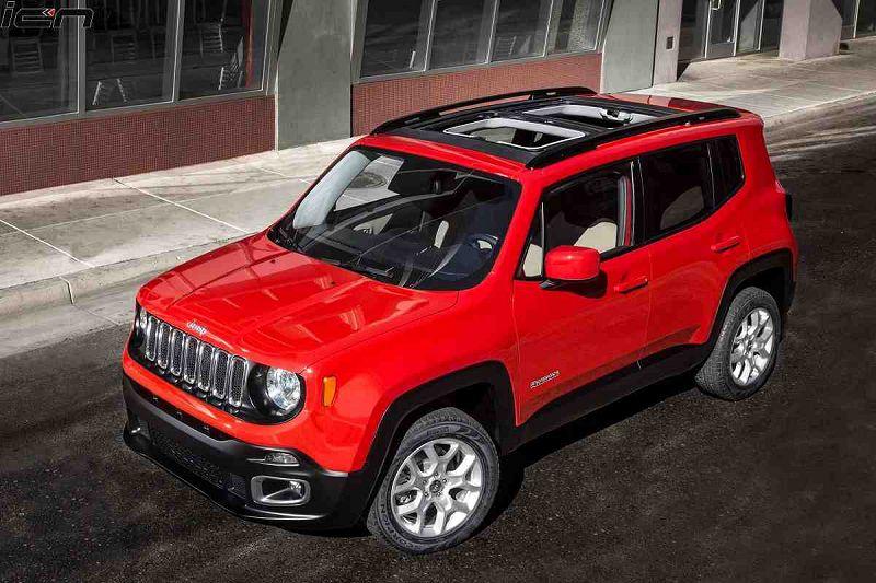 2021 Jeep Renegade Phev 2015 2017 Accessories Altitude