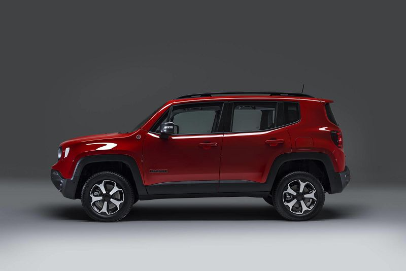 2021 Jeep Renegade Phev Aftermarket Awd All Wheel