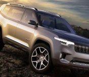 2021 Jeep Wagoneer Redesign Reveal Rendering Reddit Spy Photos