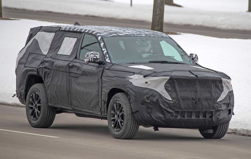 2021 Jeep Wagoneer Srt Grand Price Release Date And Altitude