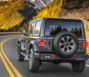 2021 Jeep Wrangler Hybrid Phev Electric Mpg For