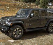 2021 Jeep Wrangler Hybrid Top Specs Mileage Engine