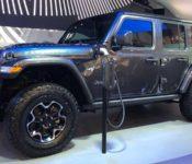 2021 Jeep Wrangler Hybrid Towing Capacity 4 Cylinder