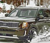 2021 Kia Telluride Colors Do Date Weather Mats Availability Suv