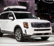 2021 Kia Telluride Interior News Review Rumors