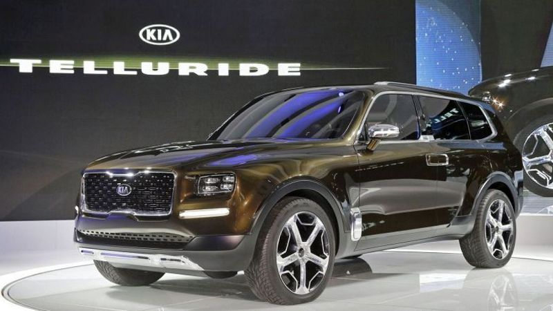 2021 Kia Telluride Launch Ex Sx For Sale