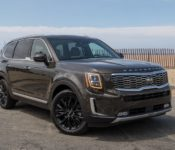 2021 Kia Telluride Release Changes Hybrid Turbo