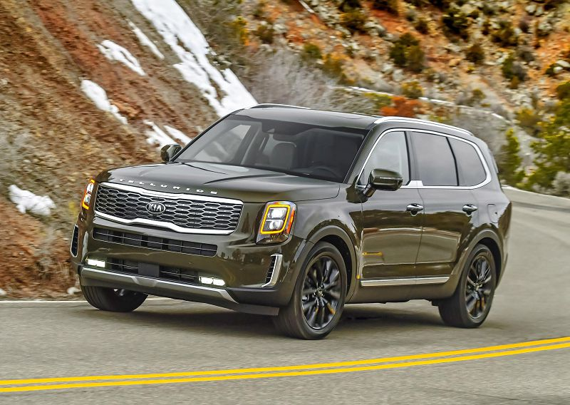 2021 Kia Telluride S To Lease Near Me 2019 Trim Levels
