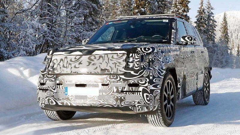 2021 Land Rover Range Rover Atlanta Lwb The Interior