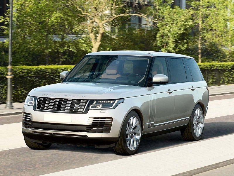 2021 Land Rover Range Rover Battery Build Brake Pads